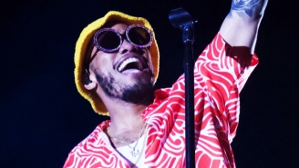Anderson .Paak Leads By Example On His Joyful 'Best Teef In The Game' Tour