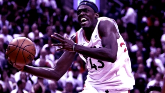 Pascal Siakam Proved He's A Difference Maker In Toronto's Game 5 Blowout Over Philly