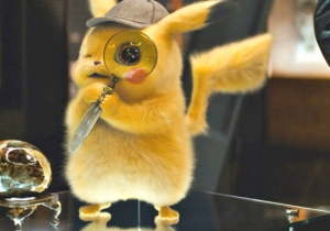 'Detective Pikachu' Is Now The Highest-Grossing Video Game Movie Of All-Time