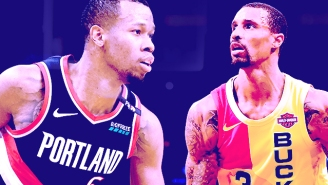 Ex-Cavs Castoffs George Hill and Rodney Hood Have Taken Over The 2019 NBA Playoffs