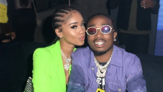 Quavo And Saweetie Put A Modern Spin On A Classic Blaxploitation Theme Song With 'Too Much Shaft'