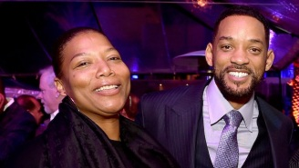 Will Smith And Queen Latifah Are Producing A New Hip-Hop Version Of 'Romeo And Juliet'
