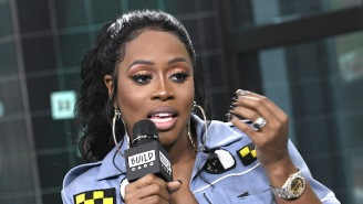 Remy Ma Has Turned Herself In On Assault Charges After A 'Love And Hip-Hop' Fight