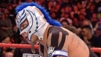 Rey Mysterio Explained His Current Injury And Treatment