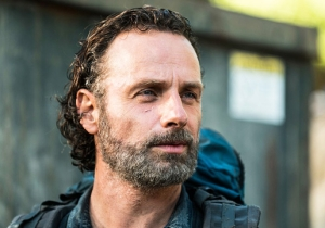 Andrew Lincoln's 'The Walking Dead' Movie Will Be Released In Theaters