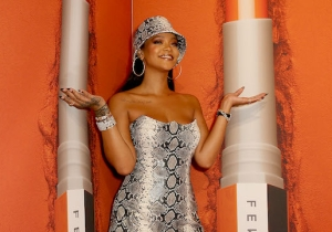 Rihanna's Historic New 'Fenty' Fashion Luxury Brand With LVMH Has Been Officially Announced