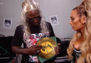 The 24/7 Championship Reportedly Wasn't WWE's Idea