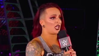 WWE's Ruby Riott Will Be Out For A While Following Two Shoulder Surgeries
