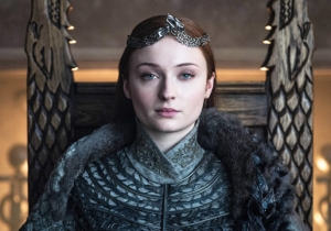 Sophie Turner Shares How She Thinks 'Game Of Thrones' Should Have Ended