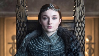 'Game Of Thrones' Fans Can't Get Enough Of Sansa's Sharp Retort To This Forgotten Character