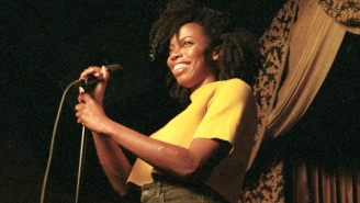 Sasheer Zamata Tells Us About Finding Her Filter And Refusing To Comment