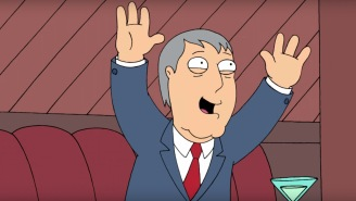 'Family Guy' Distances Itself From 'Maniac' James Woods By Paying Tribute To Adam West