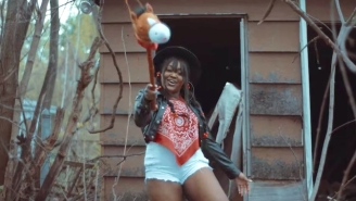 Cupcakke Jumps On The Yee-Haw Agenda With Her Suggestive 'Old Town Hoe' Video