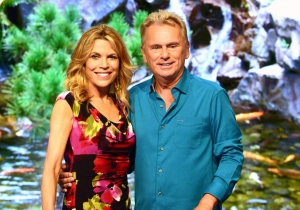 Vanna White And Pat Sajak Have Only Argued One Time Over The Course Of 7,000 'Wheel Of Fortune' Episodes