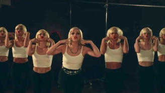 Carly Rae Jepsen's 'Too Much' Video Is A Trippy Hall Of Mirrors