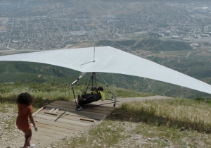 Hang Gliding In The San Bernardino Mountains Brings You High Above The Stress Of City Life