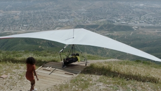 Hang Gliding In The San Bernardino Mountains Brings You High Above The Stress Of City Life