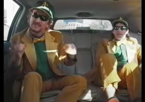 The Lonely Island Rap As Mark McGwire And Jose Canseco On 'The Unauthorized Bash Brothers Experience'