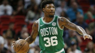 Marcus Smart Is Available To Play For The Celtics In Game 4