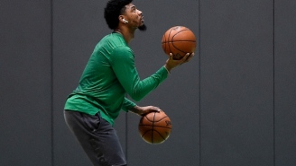 'All Indications' Point To Marcus Smart Practicing With The Celtics On Sunday