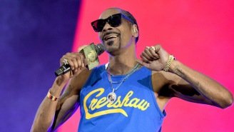 Snoop Dogg Says That He And Bad Bunny Are Working On A Collaboration
