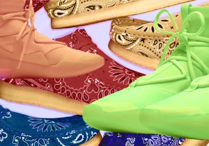 SNX: Featuring The Supreme Paisley Wallabee And The Best Shoes Dropping This Week