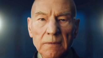 The 'Star Trek: Picard' Teaser Trailer Asks What It Will Take To Bring Back One Of Starfleet's Greatest