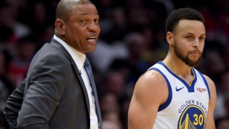 Doc Rivers Believes Steph Curry Doesn't Get 'Enough Credit'