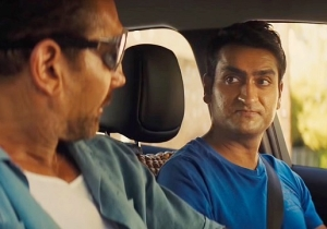 Kumail Nanjiani Attempts To Give Dave Bautista His Best-Ever Rideshare In The Latest 'Stuber' Trailer