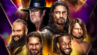 WWE's Next Saudi Arabia Show To Feature Goldberg Vs. Undertaker, And A Way Too Many People Battle Royal