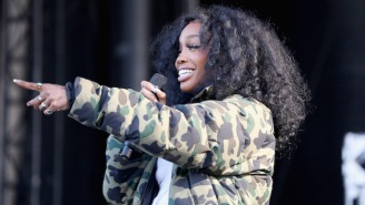 SZA Was Reported To Sephora Security While Buying Makeup
