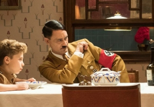 Taika Waititi Perfectly Explains How He Prepared For The Role Of Hitler In 'Jojo Rabbit'
