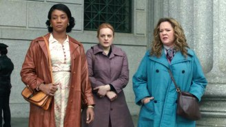 Melissa McCarthy, Tiffany Haddish, And Elisabeth Moss Are '70s Mob Bosses In 'The Kitchen' Trailer