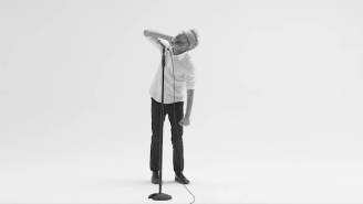 The National's Black And White 'Hairpin Turns' Video Is Compellingly Minimal