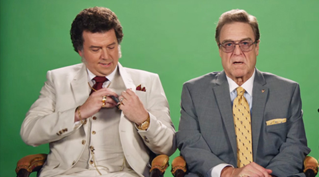 Watch Danny Mcbrides The Righteous Gemstones Teaser
