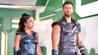 The 'Avengers: Endgame' Directors Have Revealed A Deleted Scene Between Thor And Valkyrie