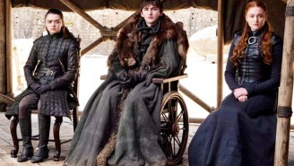 Sophie Turner's Behind-The-Scenes 'Game Of Thrones' Photo Has Taken On New Life As A Meme
