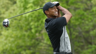 Tiger Woods Praised The Fan Who Put $85,000 On Him Winning The Masters For A 'F*cking Great Bet'