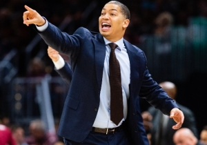 Tyronn Lue Is No Longer A Candidate To Be The Lakers Next Head Coach