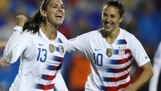Here's Who Will Represent The United States At The 2019 Women's World Cup
