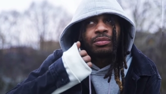 Valee Goes Shopping And Buys Gucci For 'You & Me Both' In His New Video