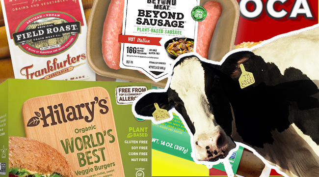best meatless burgers hot dogs