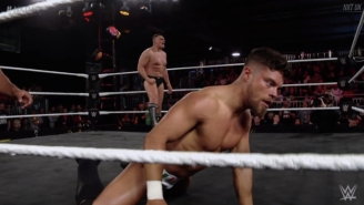 The Best And Worst Of NXT UK 5/1/19: An Irish Ace Foresees His Death