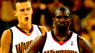 Jason Richardson Has His Eye On Joining An NBA Front Office Some Day