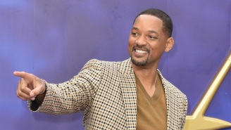Will Smith Recreated The 'Fresh Prince Of Bel-Air' Theme Song For His New Logic Collaboration