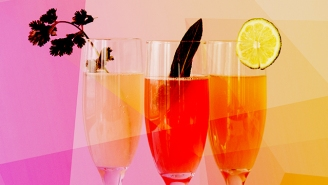 Bartenders Tell Us The Best Sparkling Wines For Your Brunch Mimosa