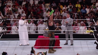 WWE Officially Announced Its Return To Saudi Arabia, Featuring Two Big Guest Stars