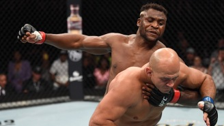 Francis Ngannou Deserves A Title Shot After Knocking Out Junior Dos Santos