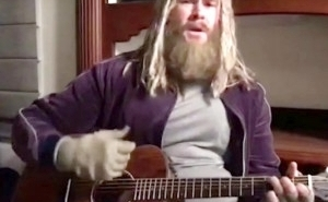 Chris Hemsworth Covered 'The Saddest Song In The World' As 'Fat Thor' While Shooting 'Avengers: Endgame'