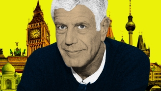 A Compendium Of Anthony Bourdain's Best Travel And Food Advice